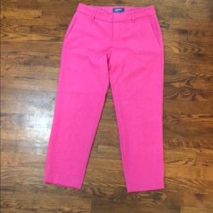 Old Navy Harper pink pants